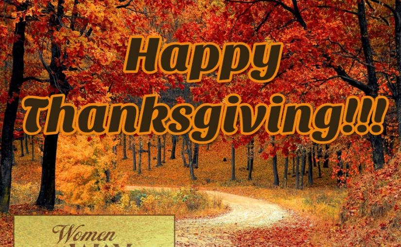 Thanksgiving: Blessings