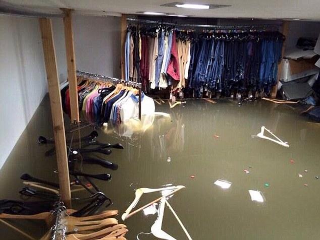 floodedlaundry