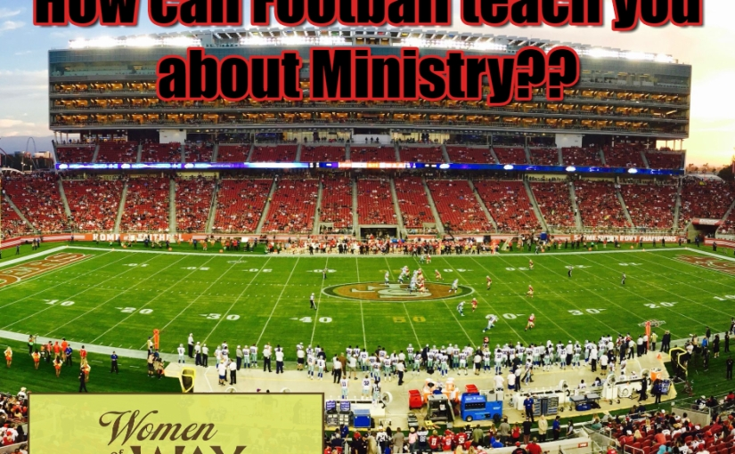 How Football can teach you about Ministry