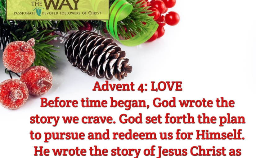 Advent: Love's Greatest Story