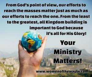 ministrymatters