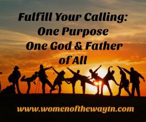 Fulfill_OnePurpose