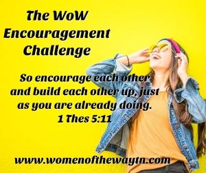 EncouragementChallenge