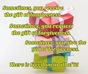 give.receive.forgiveness